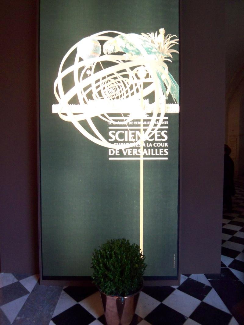 Exposition Versailles et les sciences 2010 100_3114