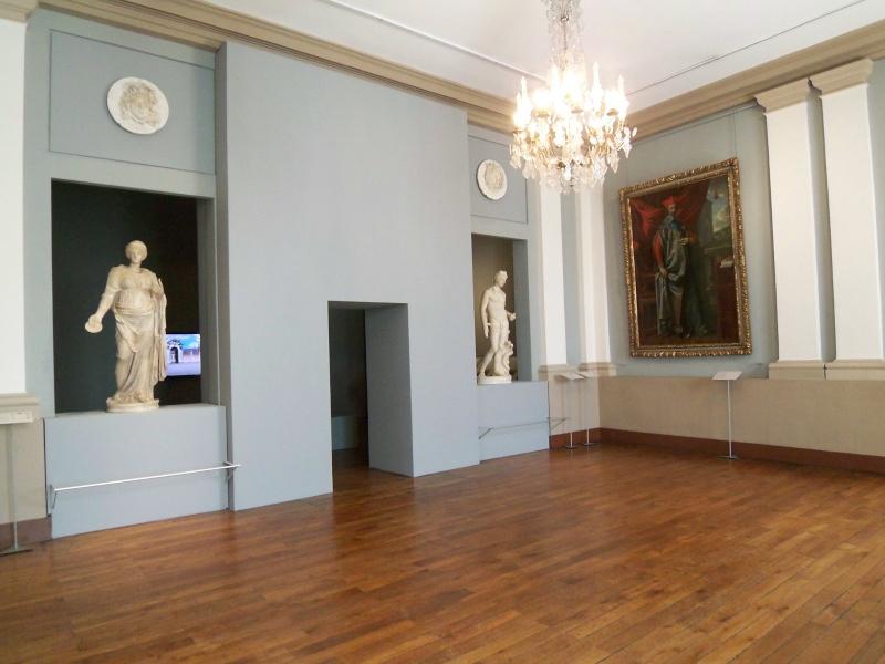 Exposition Chateau de Richelieu - 12 mars au 13 juillet 2011 100_4611