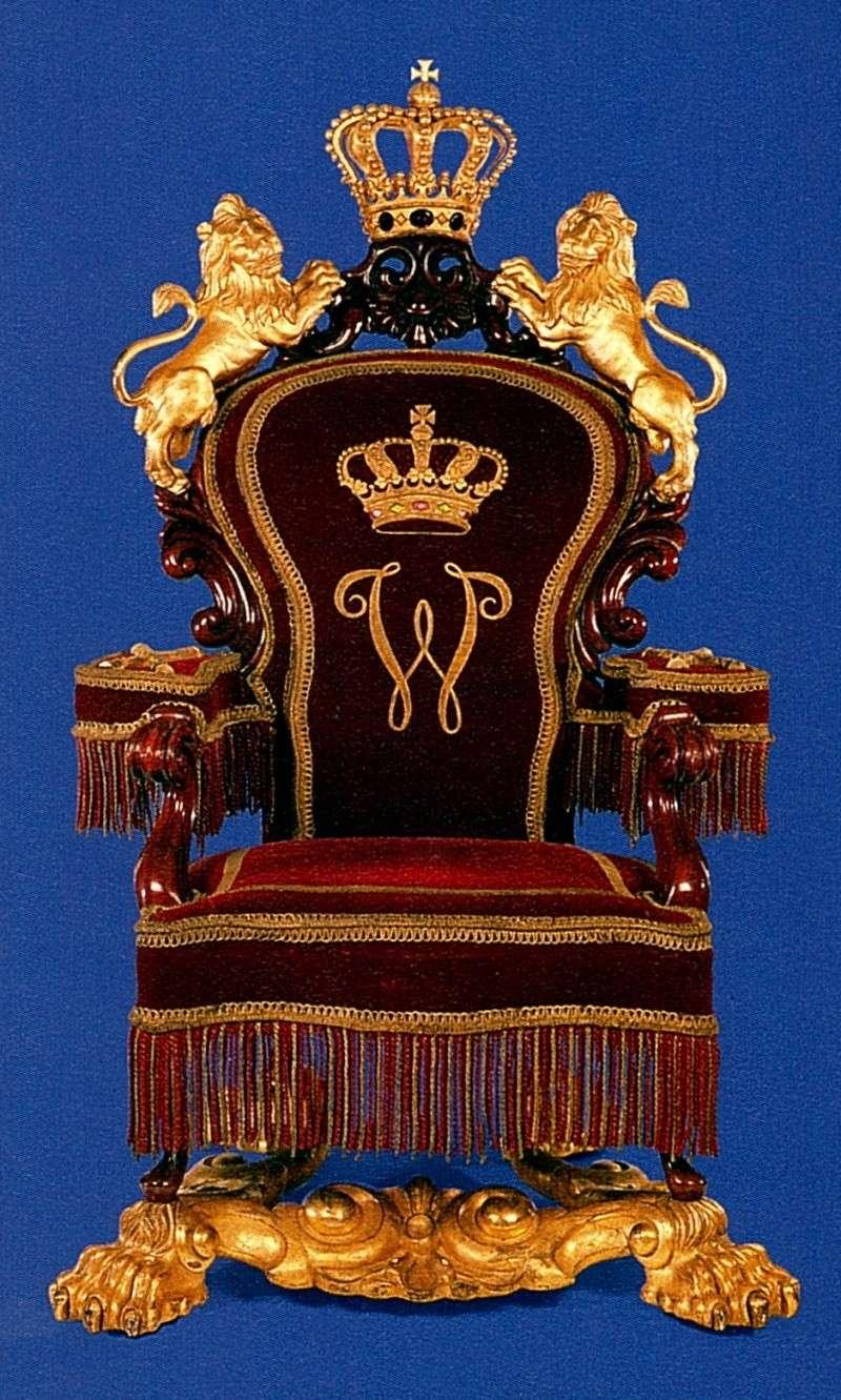 Exposition « Trônes en majesté, l'autorité et son symbole » - Page 3 18341310