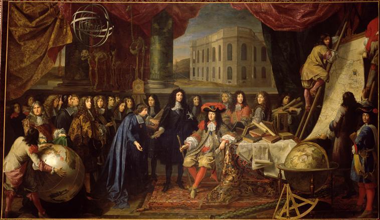 Exposition Versailles et les sciences 2010 93-00010