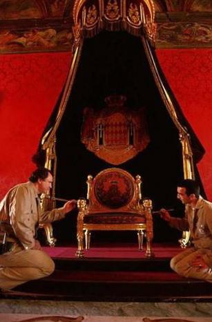 Exposition « Trônes en majesté, l'autorité et son symbole » - Page 3 P0005212