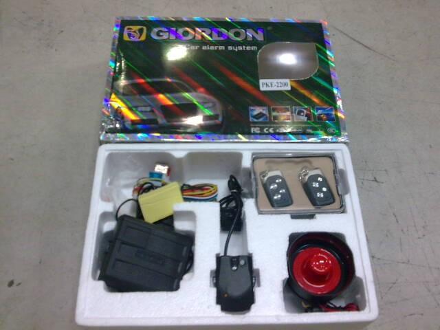 Girodon Car Alarm @ $180  2photo11