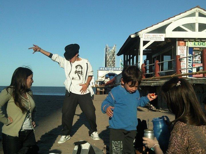 Foto de la reunion en la playa 34393_10