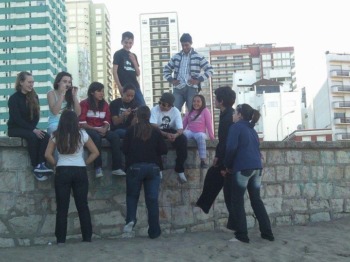 Foto de la reunion en la playa 64660_10