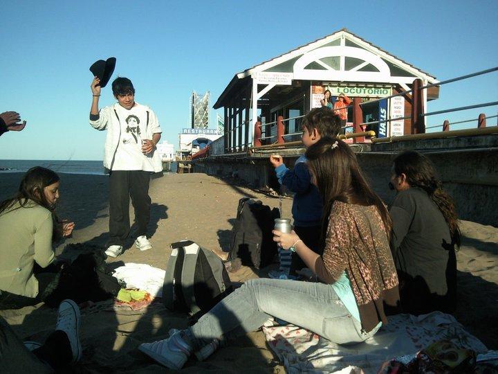Foto de la reunion en la playa 65141_11
