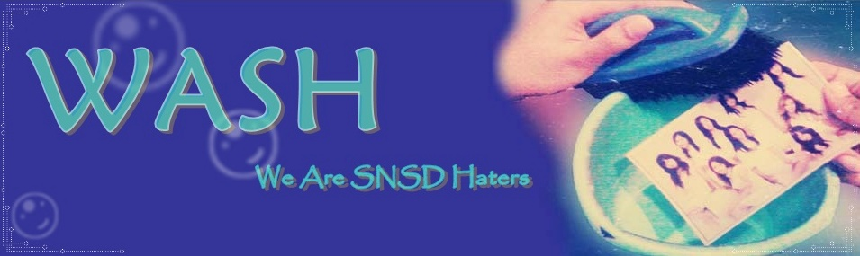 We are SNSD Haters