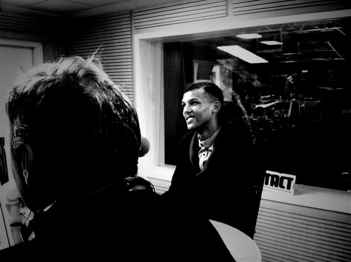 07/06/11: Stromae dans le Good Morning 24732810