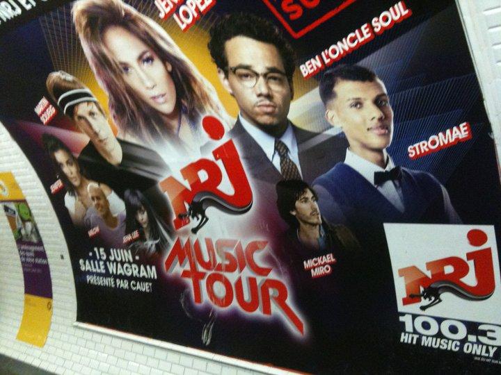 Concours: Gagnez vos places pour le concert NRJ le 15 Juin  25578011