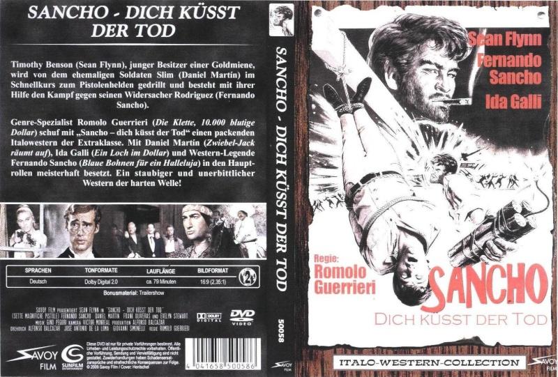 7 colts du tonnerre ( Sette magnifiche pistole ) –1966- Romolo GIROLAMI Bild_111