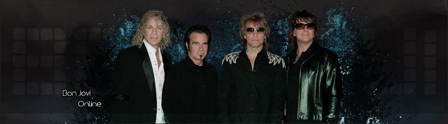 Bon Jovi Online
