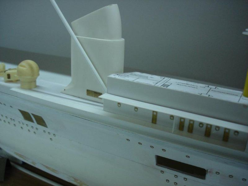 Umbau Seydlitz zum Flugzeugträger Weser Maßstab 1:200 Dsc01231