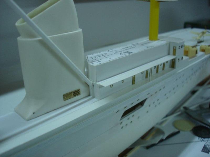 Umbau Seydlitz zum Flugzeugträger Weser Maßstab 1:200 Dsc01232