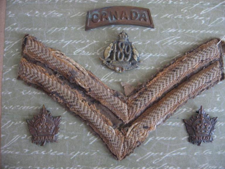 189 bataillon CF Collec18