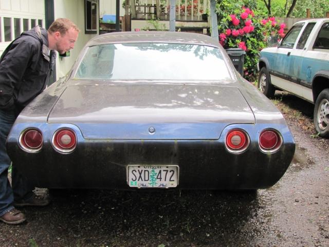 73 chevelle rear end 03715