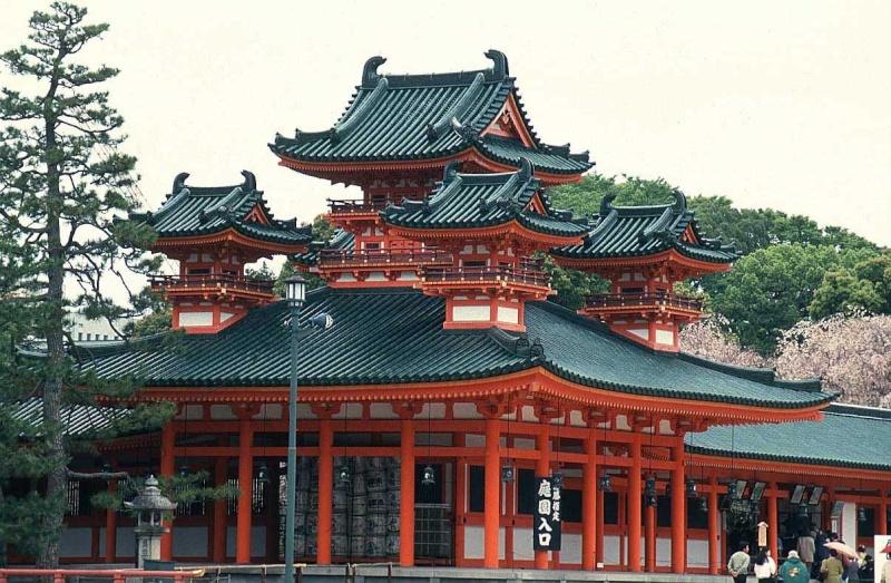 Большой  Отель Japan-10
