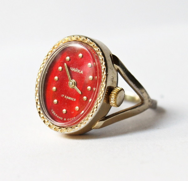 Bague horlogère Chaïka 15857912