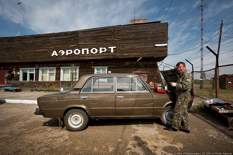 La Russie insolite An24-110