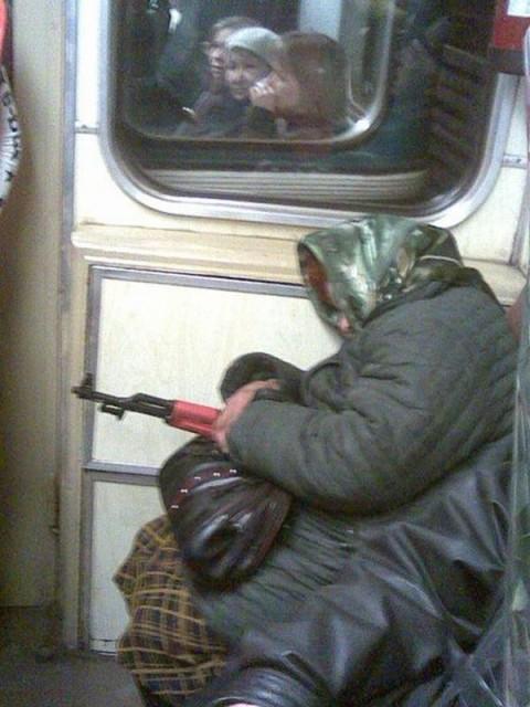 La Russie insolite Metro_10