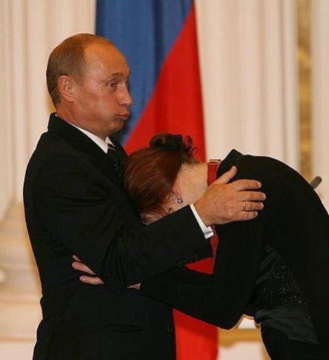 La Russie insolite Putin_10