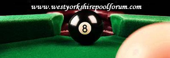 West Yorkshire Pool Forum