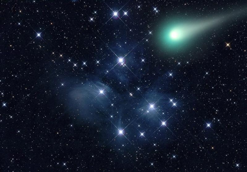 comète 103P Hartley Fake_l12