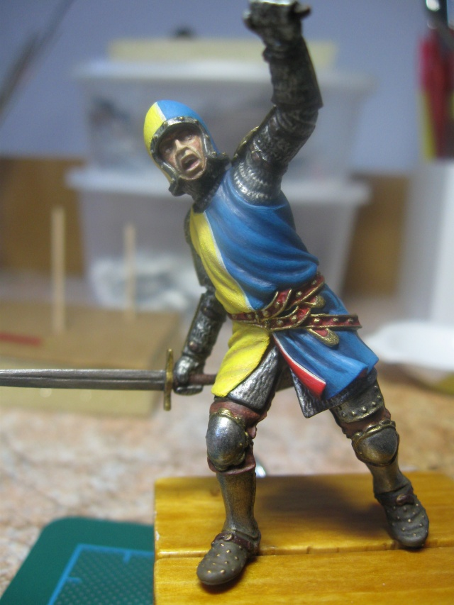 Chevalier Italien XIV ème Montro19