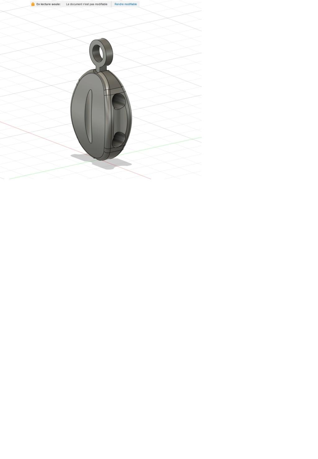 Impressions 3D Poulie11