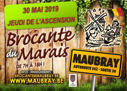 Brocante de Maubray Belgique (frontière Française) 300c6413