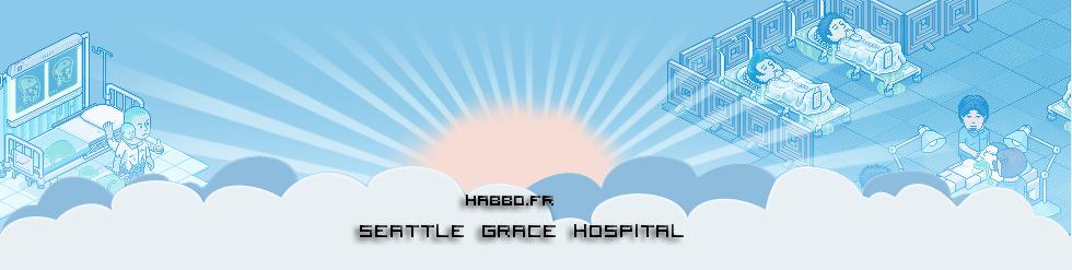 Seattle Grace Hospital [Habbo.fr]