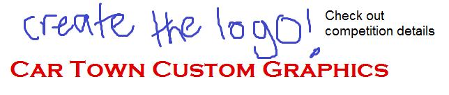 Car Town Custom Graphics