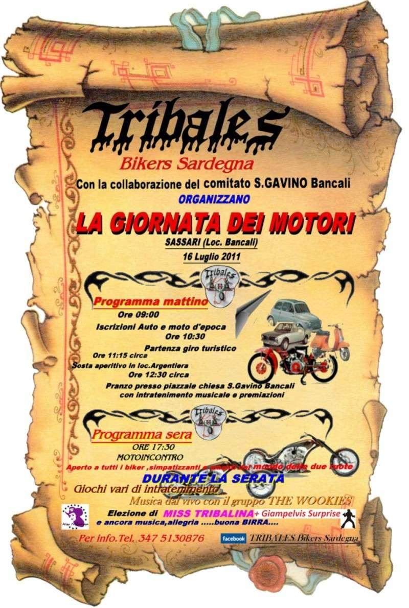MotoRaduno Tribales Bikers Sardegna Raduno10