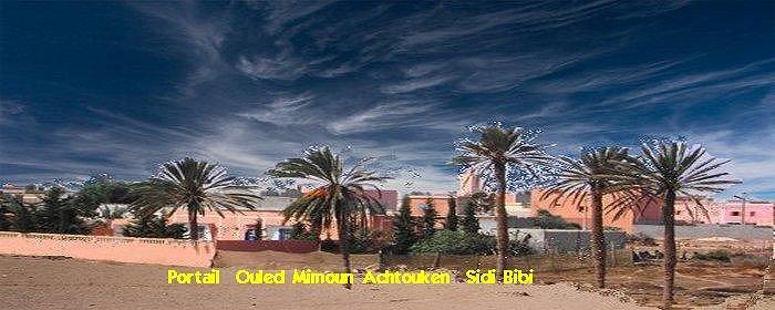أولاد ميمون يتمنوا لكم عطلة سعيدة و يرحبون بكم في قريتهم Ouledm12