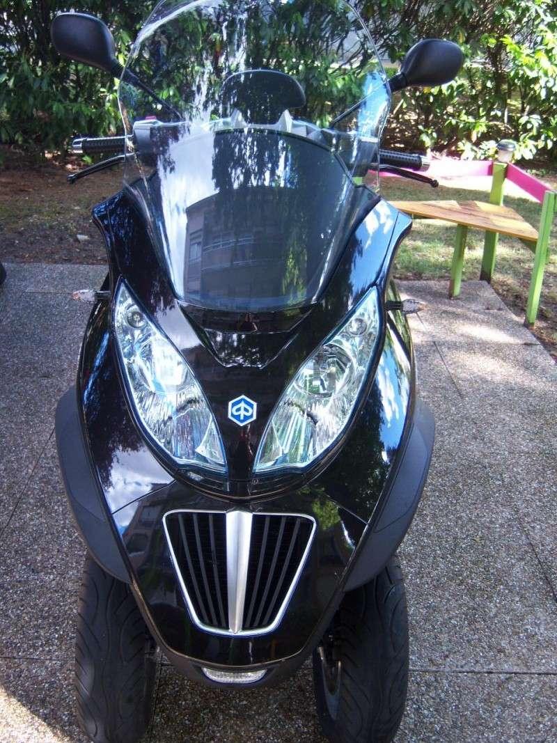 Le MP3 400 LT Sport noir mat de jerome_bachata 100_1120