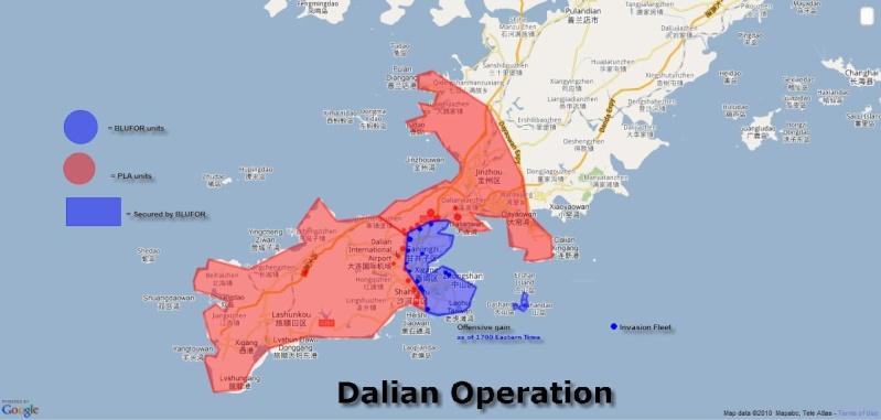 Operations in China Dalian10