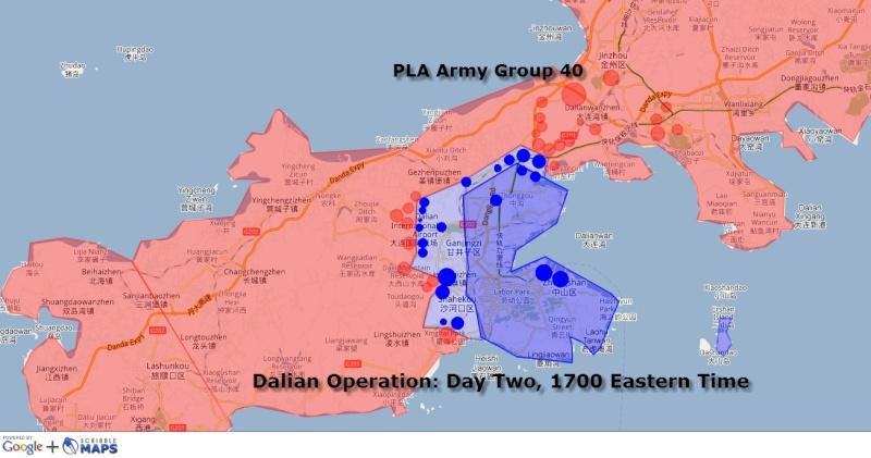 Operations in China Dalian11