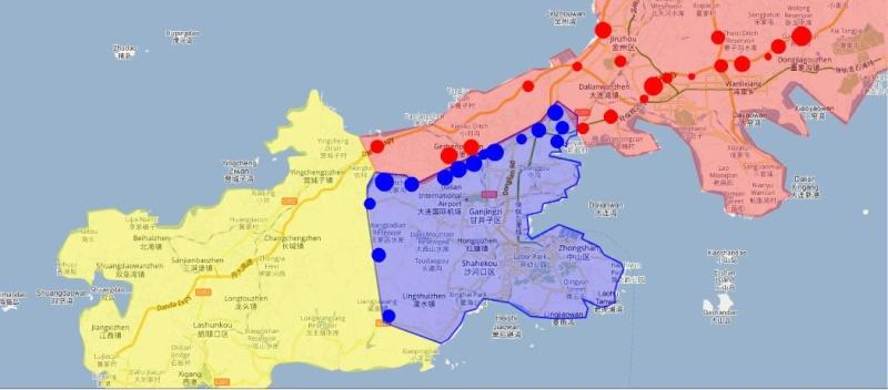 Operations in China Dalian12