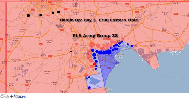 Operations in China Tianji10