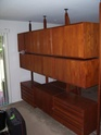 Poul Cadovius 'Royal System' wall unit Teak_c10