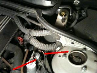 [ BMW E46 330D an 2001 ] pas de chauffage sur console centrale Photo213