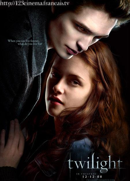 Twilight - Chapitre 1 : fascination  Affich10