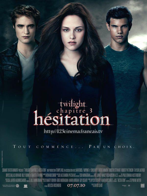 Twilight - Chapitre 3 : Hésitation Affich11