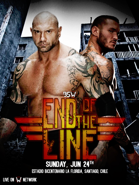 [Cartelera] End of the Line' 18 Poster11