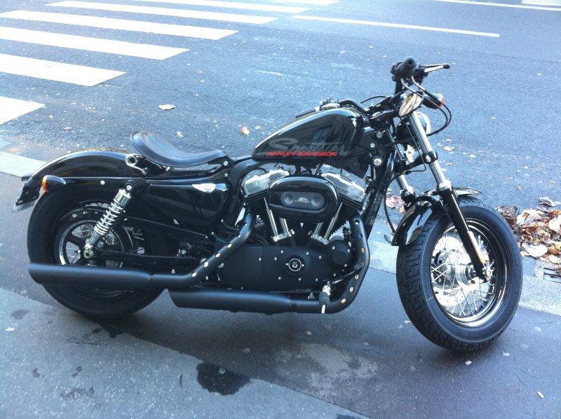 Nouveau Sportster Forty-Eight 1200cm3 - Page 14 Photo10