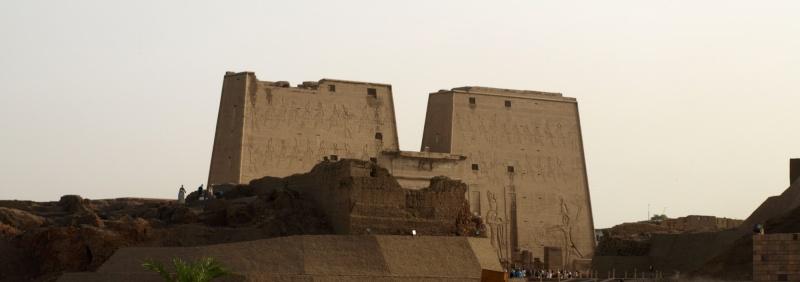 Egypte - Temple d'Edfou Egypte15