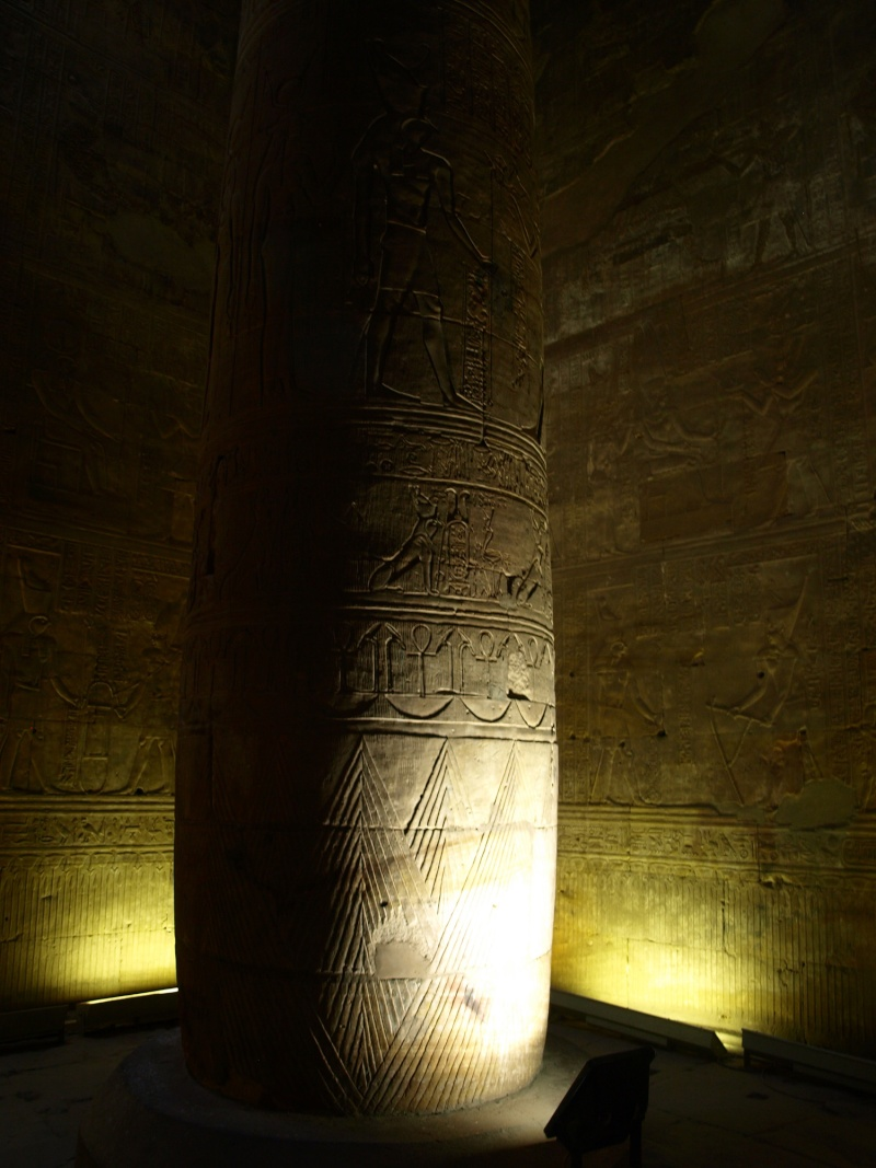 Egypte - Temple d'Edfou Egypte18