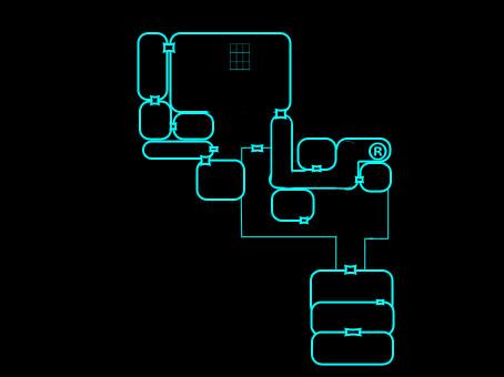 Mapa da Mansão Spencer 0labb210