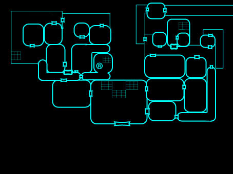 Mapa da Mansão Spencer 1a_and12