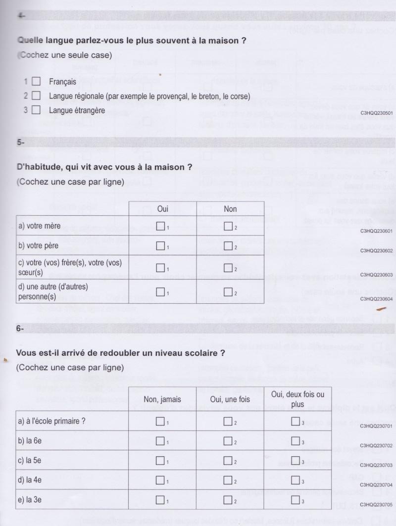 """SCANDALE : """"le cahier de l'élèves Hist-G """" de l'EN  Scc_111"""
