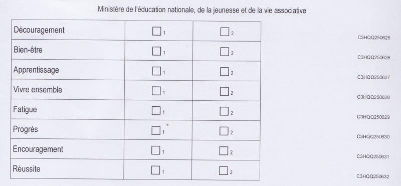 """SCANDALE : """"le cahier de l'élèves Hist-G """" de l'EN  Scc_713"""