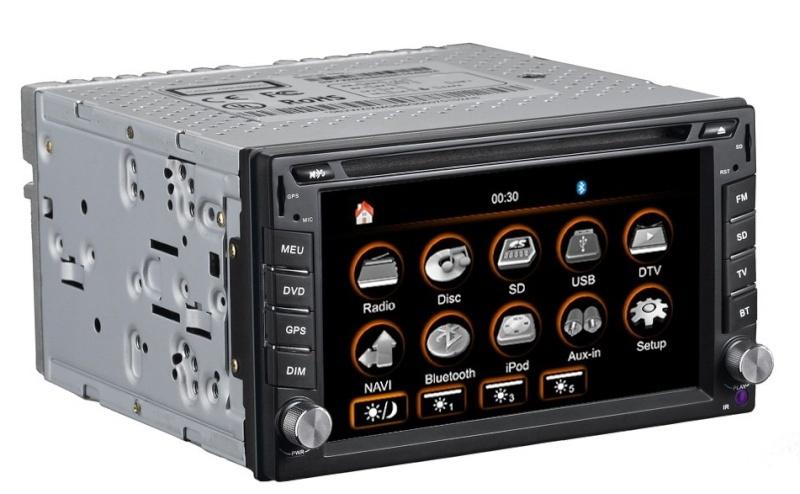 Installation d'un Autoradio Double Din GPS Universel AS8101 [Dispo ICI !] - Page 3 Autora10